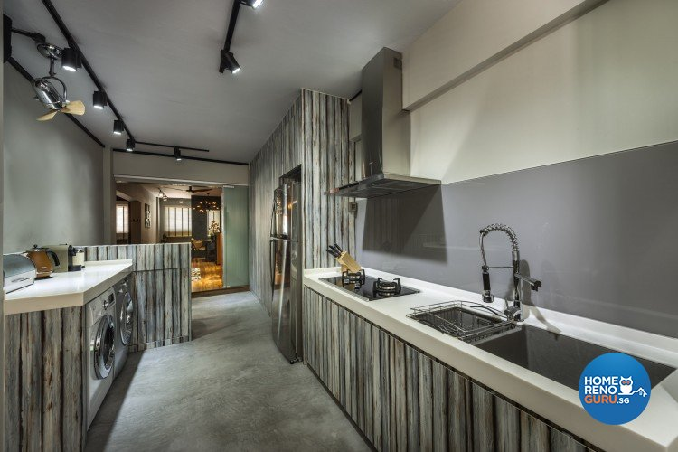 Industrial Design - Kitchen - Others - Design by Rezt+Relax Interior Design