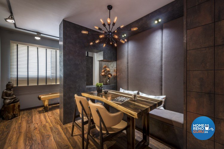 Industrial Design - Dining Room - Others - Design by Rezt+Relax Interior Design