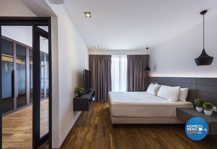 Classical, Contemporary, Minimalist Design - Bedroom - HDB 5 Room - Design by Rezt & Relax Interior