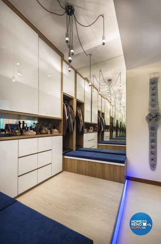 Modern, Rustic Design - Bedroom - Landed House - Design by Rezt & Relax Interior