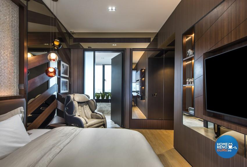 Classical, Modern Design - Bedroom - Condominium - Design by Rezt+Relax Interior Design