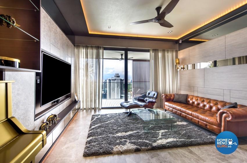 Rezt+Relax Interior Design-HDB 5-Room package