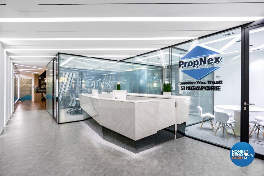 Contemporary, Modern Design - Commercial - Office - Design by Rezt+Relax Interior Design