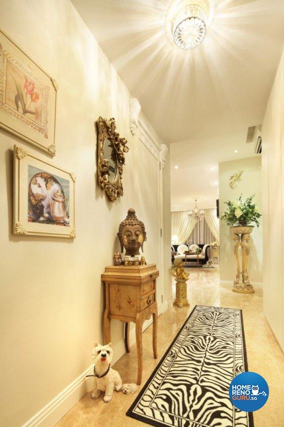 Classical, Vintage Design - Bedroom - Condominium - Design by Rezt+Relax Interior Design