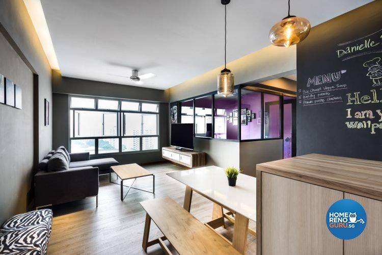 Scandinavian Design - Dining Room -  - Design by Rezt & Relax Interior