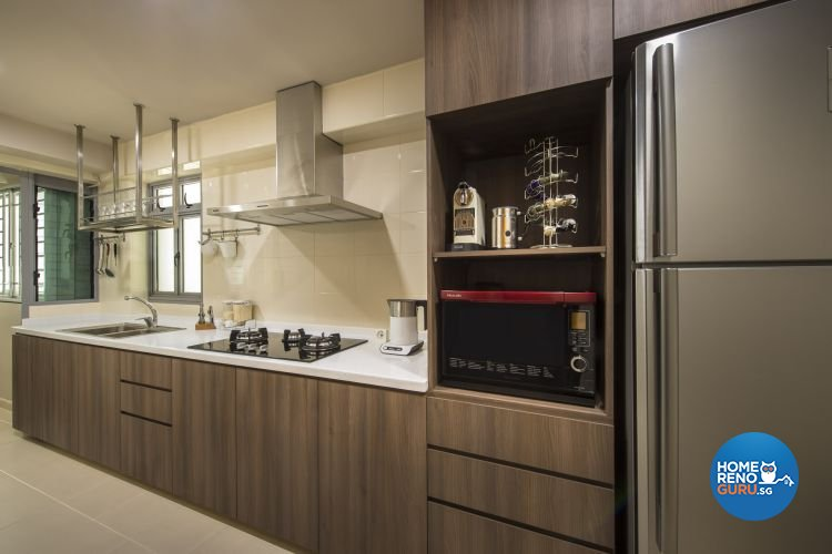 Scandinavian Design - Kitchen -  - Design by Rezt & Relax Interior