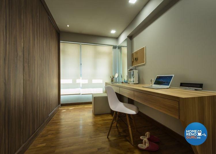Scandinavian Design - Study Room -  - Design by Rezt & Relax Interior