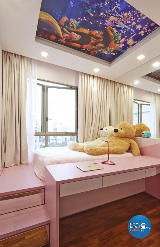 Modern Design - Bedroom - Condominium - Design by Rezt+Relax Interior Design