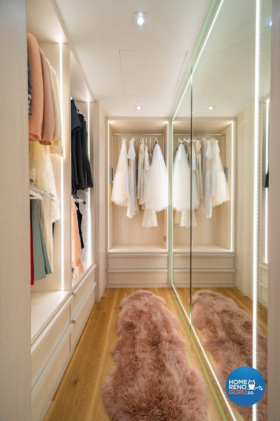 Modern, Victorian Design - Bedroom - Condominium - Design by Rezt+Relax Interior Design