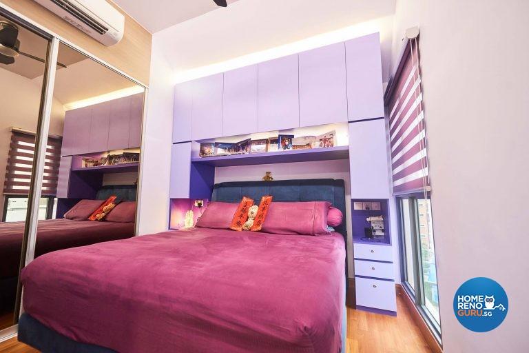Modern Design - Bedroom - Condominium - Design by Rezt & Relax Interior
