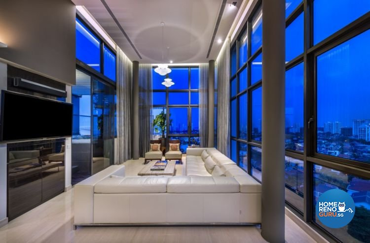 Contemporary, Modern Design - Living Room - Condominium - Design by Rezt & Relax Interior