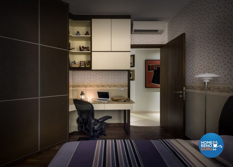 Contemporary, Modern Design - Bedroom - Condominium - Design by Rezt & Relax Interior