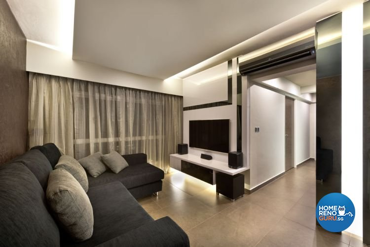 Rezt+Relax Interior Design-HDB 3-Room package