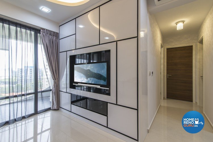 S. Illusion Design & Build Pte Ltd-HDB 3-Room package
