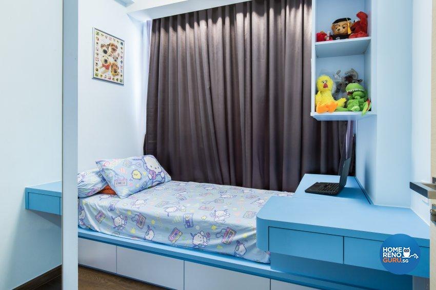 Classical, Contemporary, Modern Design - Bedroom - Condominium - Design by Sense & Semblance Pte Ltd