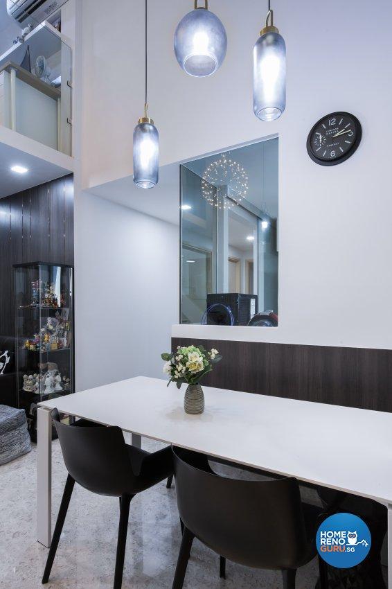 Classical, Contemporary, Modern Design - Dining Room - Condominium - Design by Sense & Semblance Pte Ltd