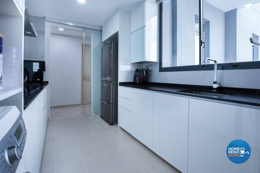 Classical, Contemporary, Modern Design - Kitchen - Condominium - Design by Sense & Semblance Pte Ltd