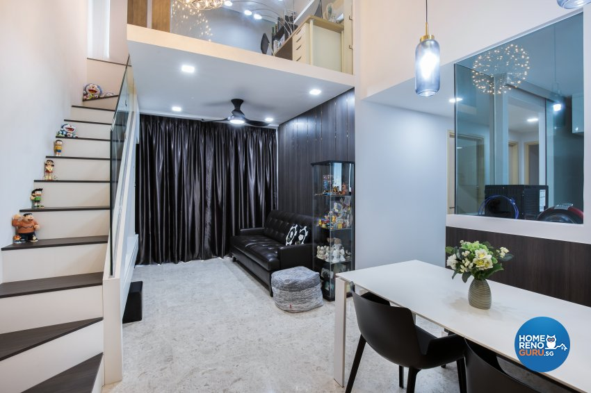 Classical, Contemporary, Modern Design - Living Room - Condominium - Design by Sense & Semblance Pte Ltd