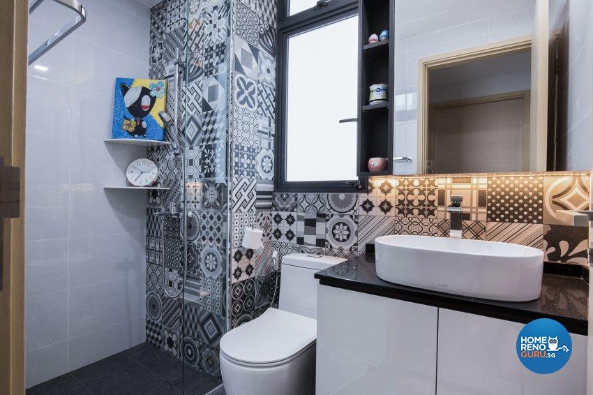 Classical, Contemporary, Modern Design - Bathroom - Condominium - Design by Sense & Semblance Pte Ltd