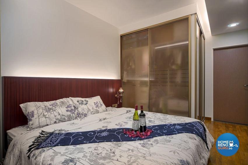 Contemporary, Modern Design - Bedroom - HDB 5 Room - Design by Six Dimension Design & Decor Pte Ltd