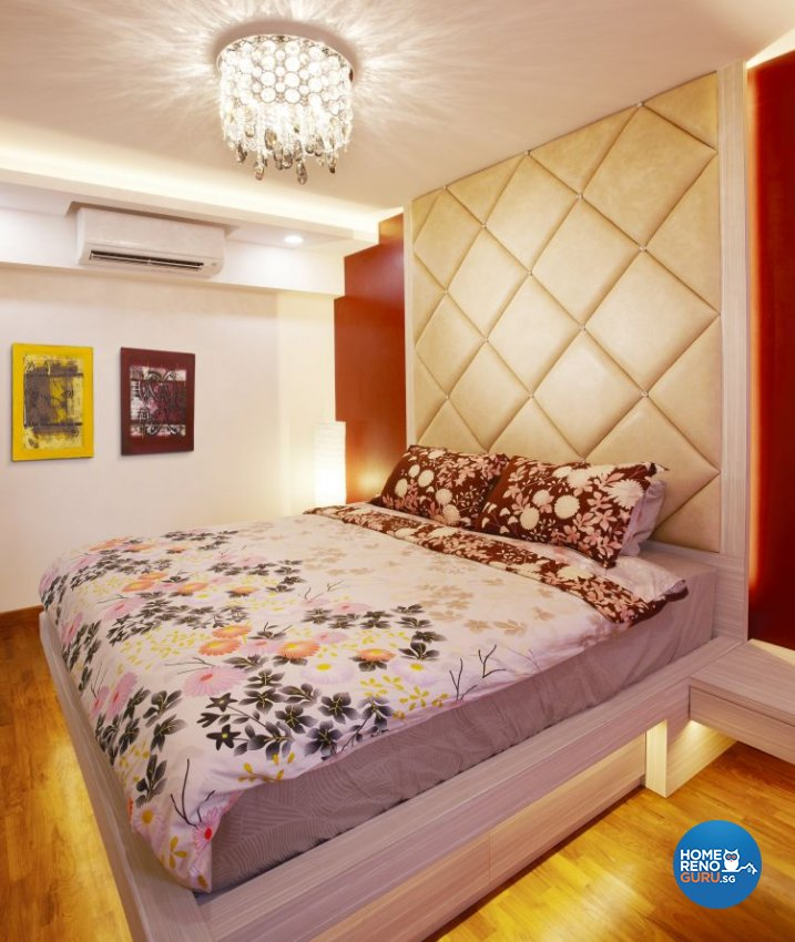 Contemporary, Modern Design - Bedroom - HDB 5 Room - Design by Six Dimension Design & Decor Pte Ltd
