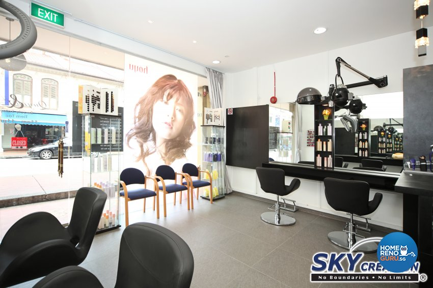 Modern Design - Commercial - Retail - Design by Sky Creation