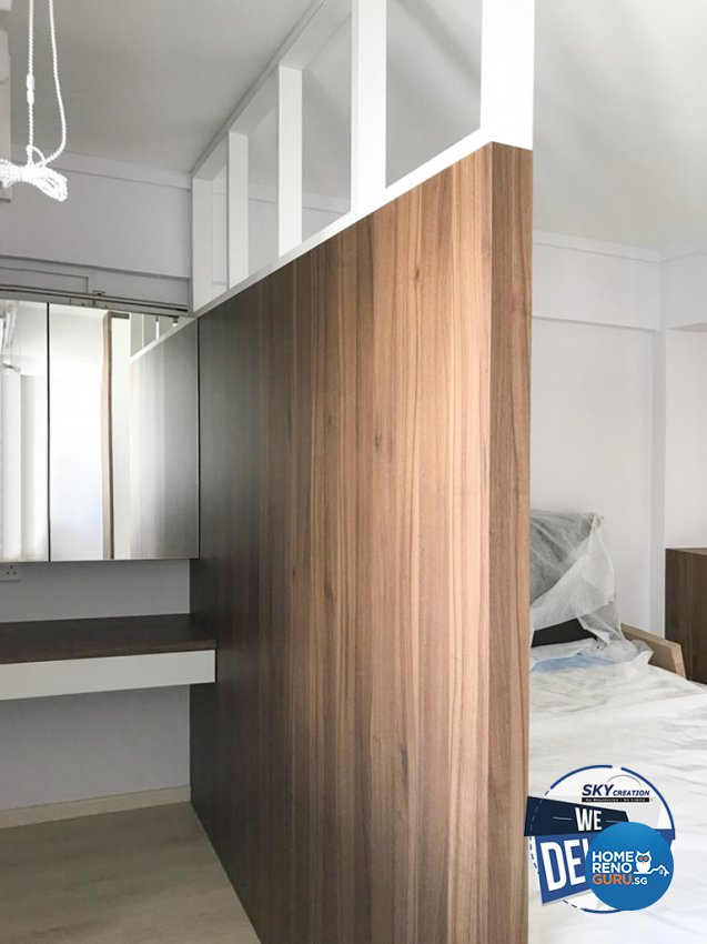 Scandinavian Design -  - HDB 5 Room - Design by Sky Creation