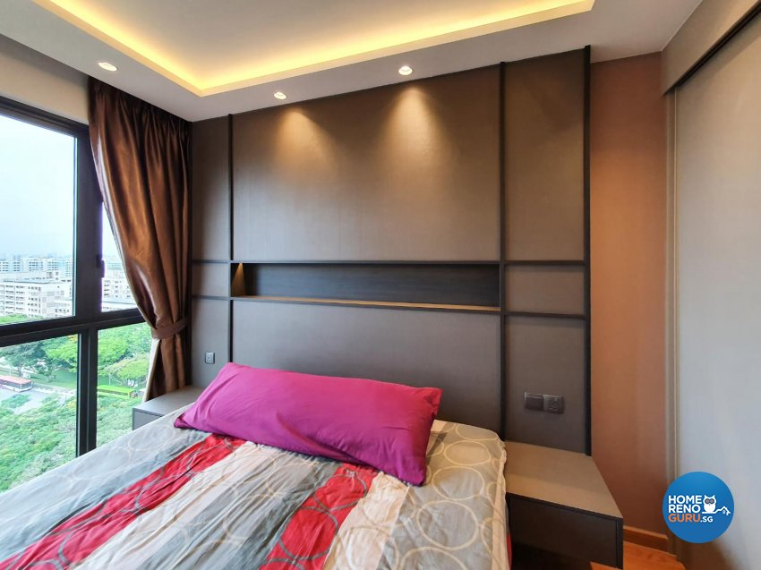 Classical, Contemporary Design - Bedroom - Condominium - Design by Sky Creation