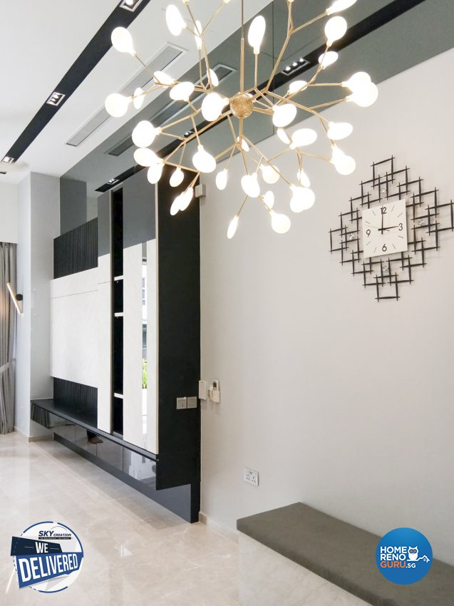 Contemporary, Modern Design - Living Room - Others - Design by Sky Creation