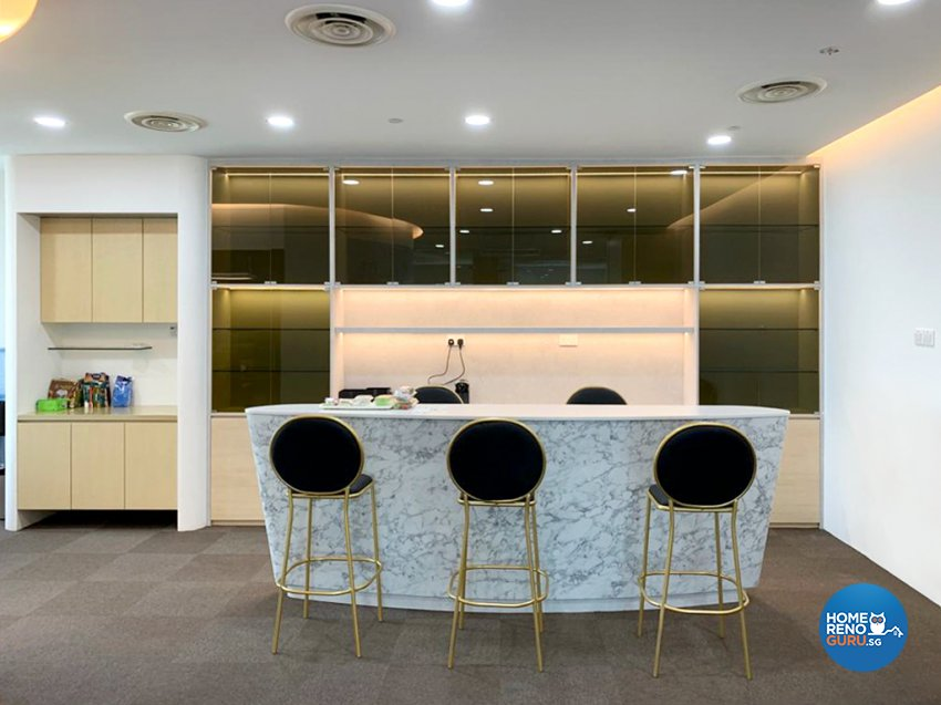 Modern Design - Commercial - Office - Design by Sky Creation