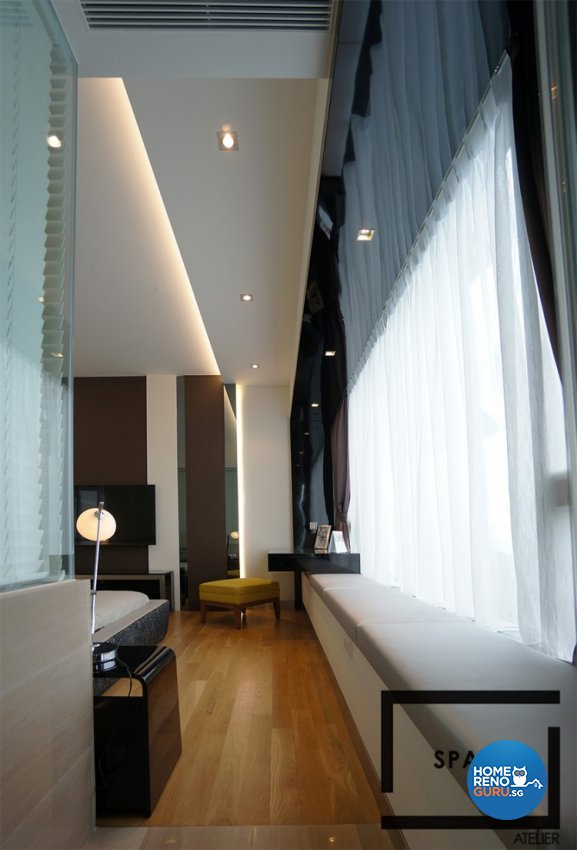 Contemporary, Modern, Scandinavian Design - Bedroom - Condominium - Design by Space Atelier Pte Ltd