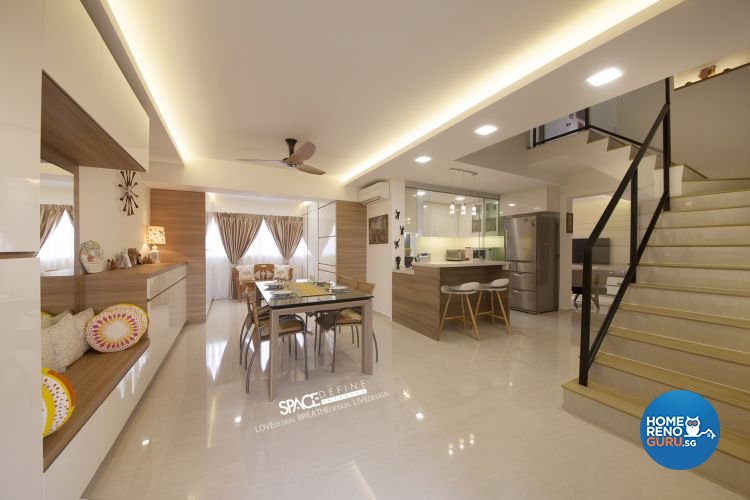 Contemporary Design - Dining Room - Others - Design by Space Define Interior