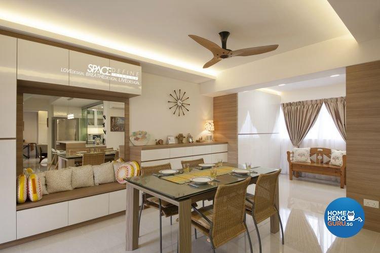 Singapore Interior Design Gallery Design Details | HomeRenoGuru