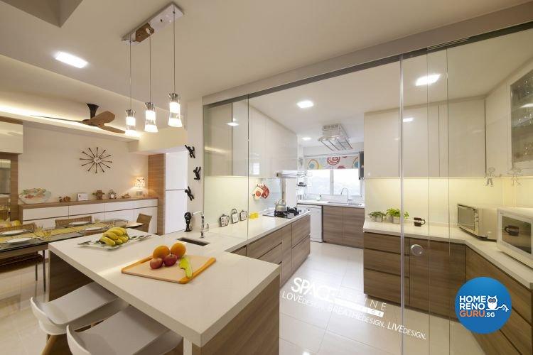 Contemporary Design - Kitchen - Others - Design by Space Define Interior