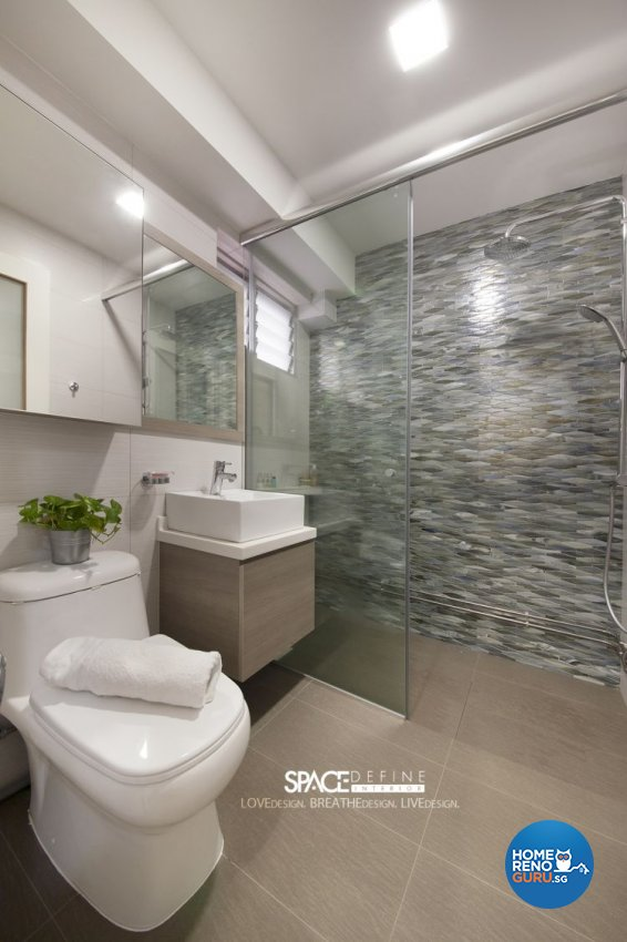 Contemporary Design - Bathroom - Others - Design by Space Define Interior