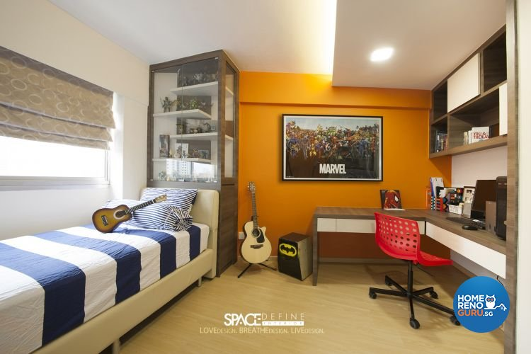 Contemporary Design - Bedroom - Others - Design by Space Define Interior