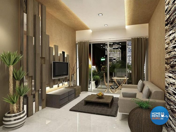 Space n Living Pte Ltd-HDB 4-Room package