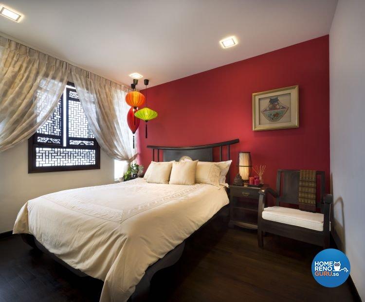 Minimalist, Modern Design - Bedroom - Others - Design by Space Vision Design Pte Ltd