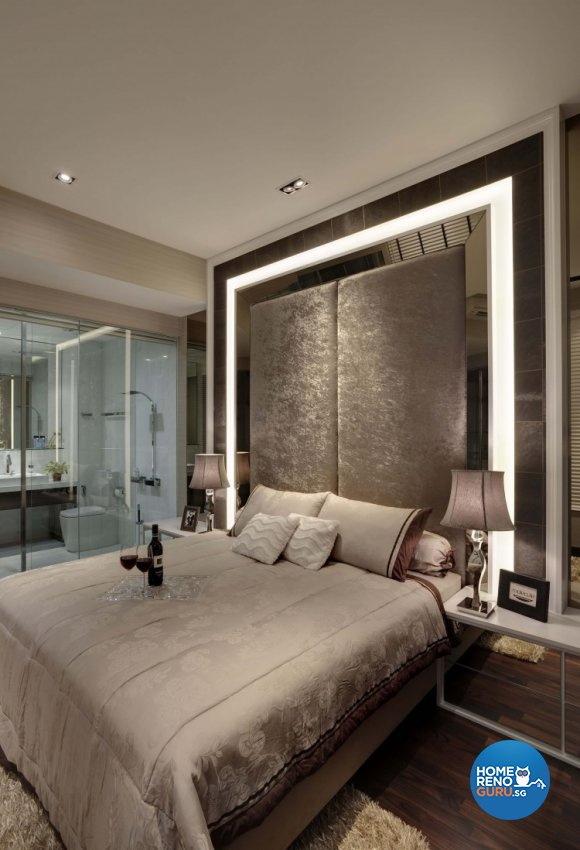 Contemporary, Modern Design - Bedroom - Condominium - Design by Spacious Planners Pte Ltd