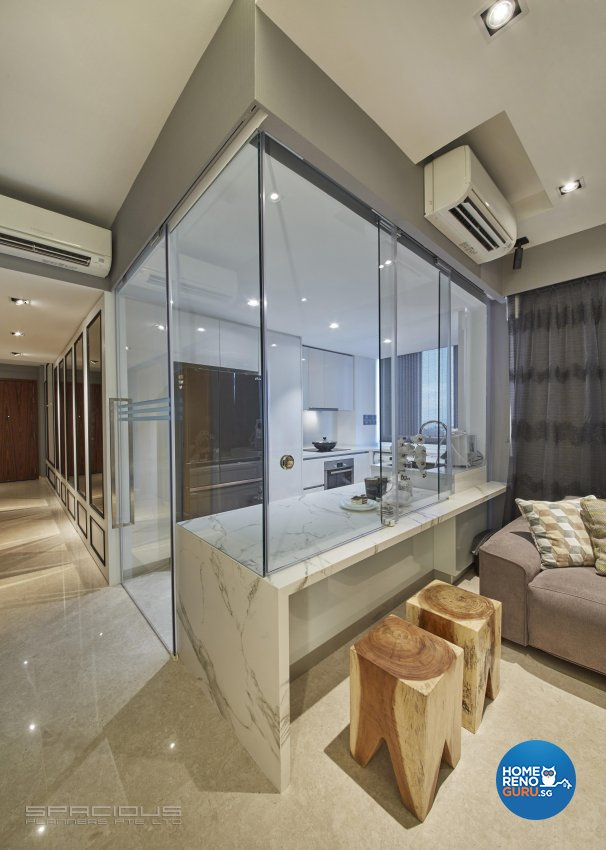 Contemporary, Modern Design -  - Condominium - Design by Spacious Planners Pte Ltd