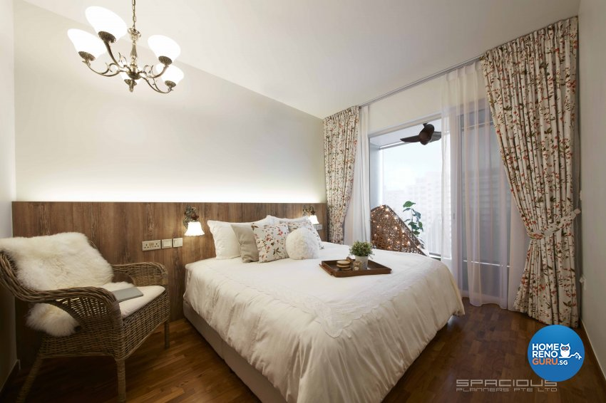 Country, Victorian, Vintage Design - Bedroom - Others - Design by Spacious Planners Pte Ltd