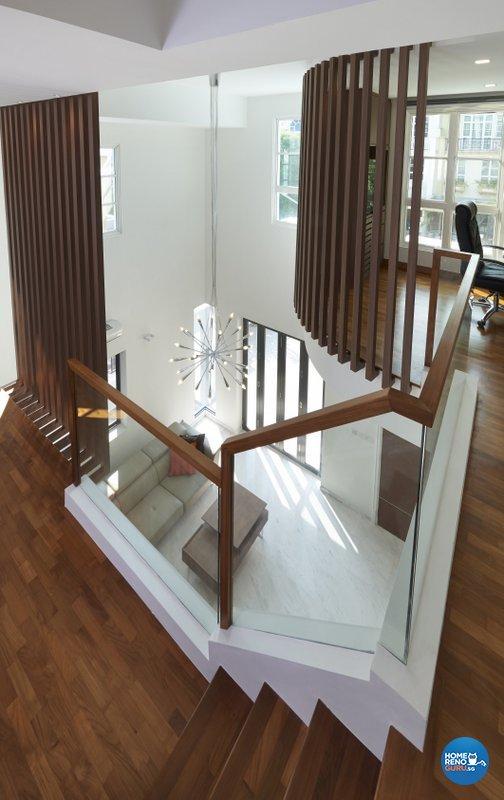 Modern Design - Study Room - Landed House - Design by Spire Id Pte Ltd