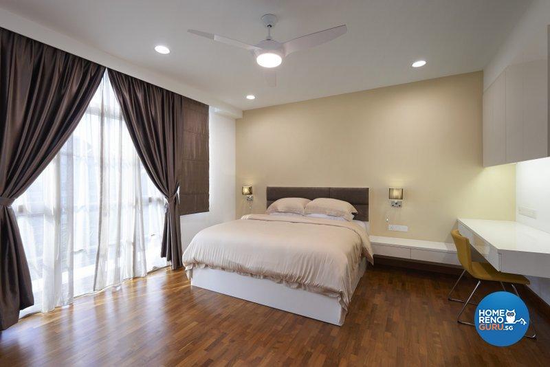 Modern Design - Bedroom - Landed House - Design by Spire Id Pte Ltd