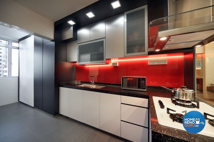 Square Room Decor Pte Ltd-Kitchen and Bathroom package