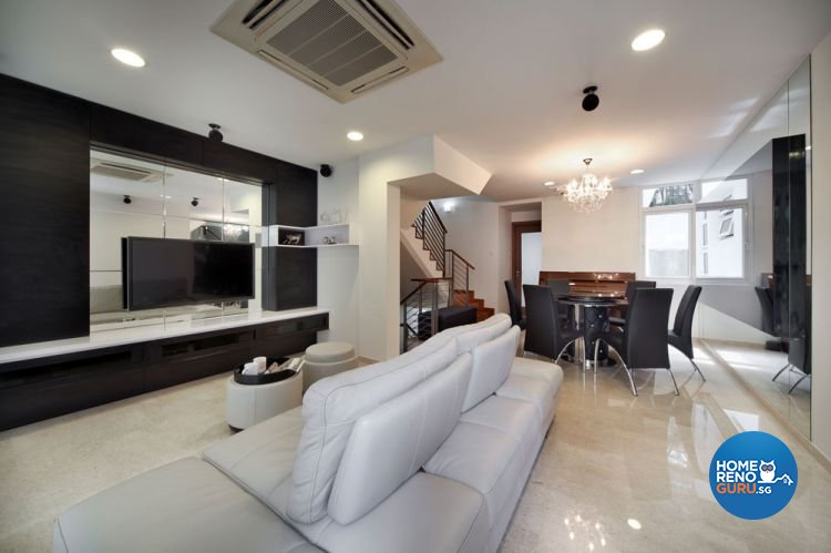 Square Room Decor Pte Ltd-HDB 3-Room package