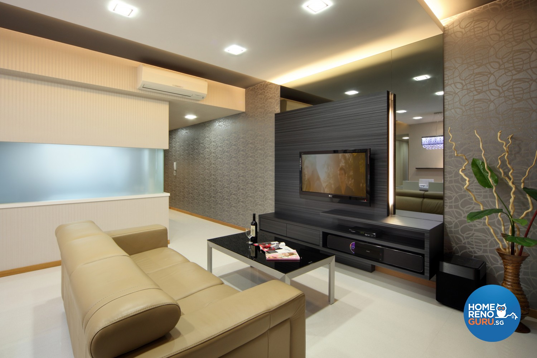 Square Room Decor Pte Ltd Regent Grove Condo 4250