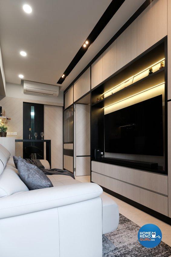 Design -  - Condominium - Design by Starry Homestead Pte Ltd