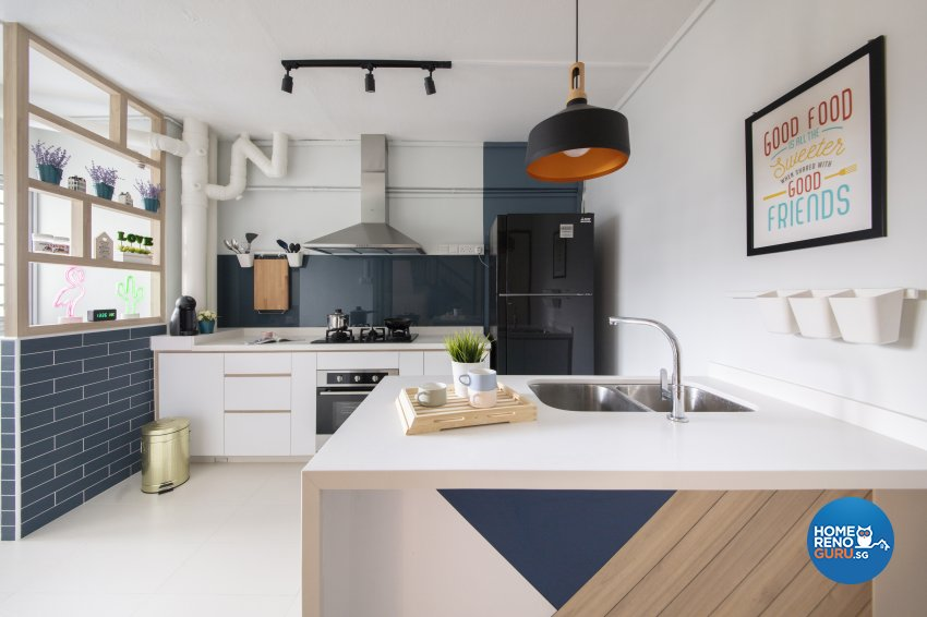 Scandinavian Design - Kitchen - Others - Design by Starry Homestead Pte Ltd