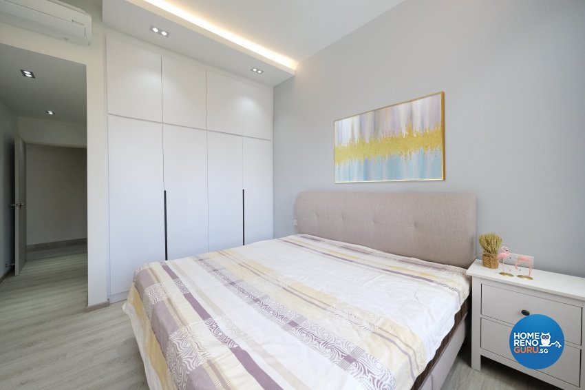 Modern Design - Bedroom - Condominium - Design by Starry Homestead Pte Ltd