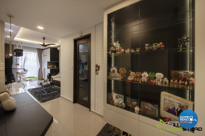 Contemporary, Modern Design - Living Room - Condominium - Design by Starry Homestead Pte Ltd
